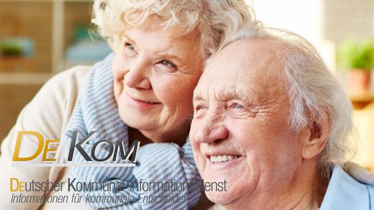 alleinstehende Senioren