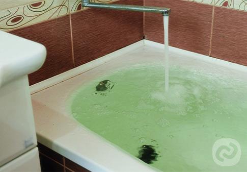 casenio Wasserüberlauf Badewanne